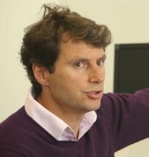 Professor Alex Harding
