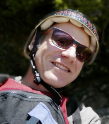 Dr Jamie Shutler