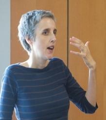 Dr Karen Bickerstaff