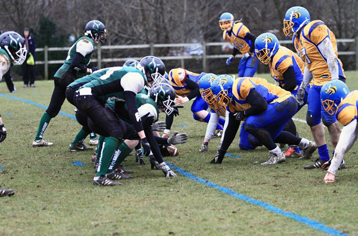 exeter american football
