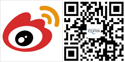 Weibo and QR (not responsive)