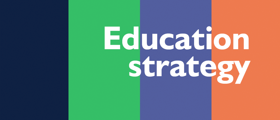 Exeter university education strategy