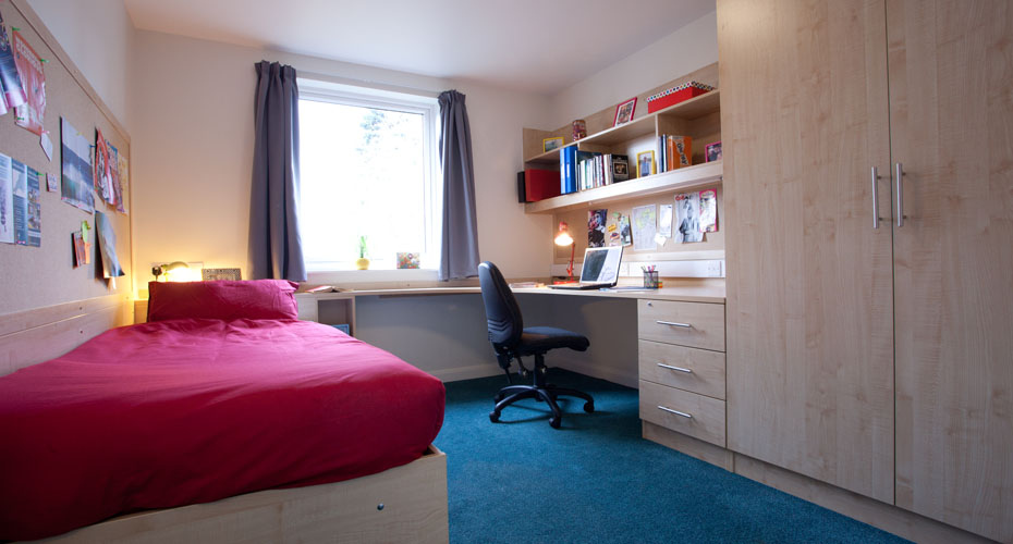 Exeter Accommodation Student Room