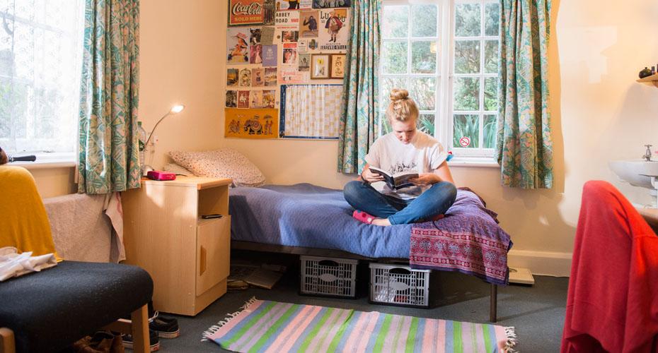Lafrowda Cottage Accommodation University Of Exeter