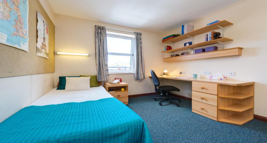 James Owen Court Student Room