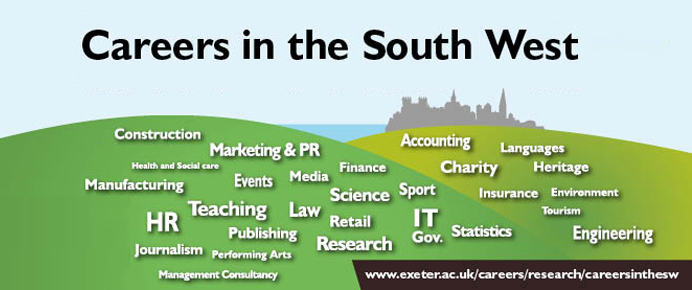 Careers in the South West