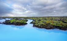 Photo of the Blue Lagoon Spa in Iceland