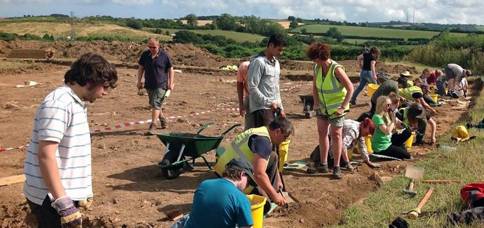Fieldwork | Archaeology | Undergraduate Study | University ...