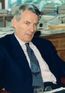 Sir David Harrison