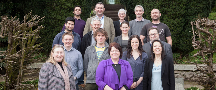 Cornwall Campus staff
