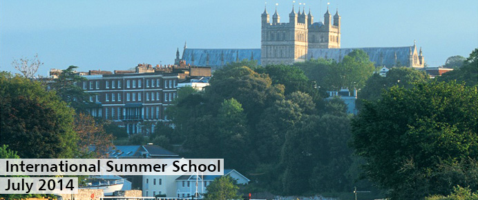 Exeter university international strategy