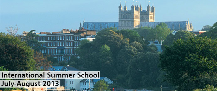 International Summer School July-Aug 2013