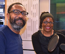 Lenny Henry and Winsome Pinnock main