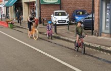 Cycling in Exeter