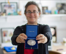 Lora Fleming Bruun Medal main