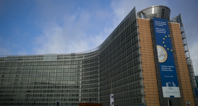 Image of European Commission HQ