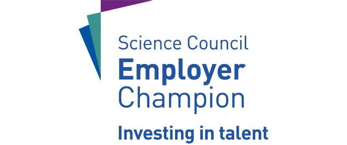 Science Council Employer Champion Logo