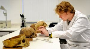 Archaeology subject for study