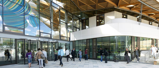 The Forum, Streatham Campus