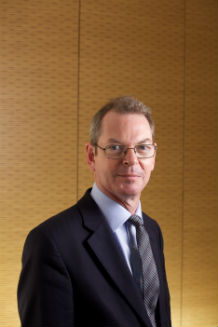 Professor Mark Overton, Deputy Vice-Chancellor (External Affairs)