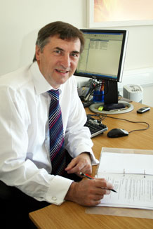 Professor Neil Armstrong, Deputy Vice-Chancellor (External Affairs)