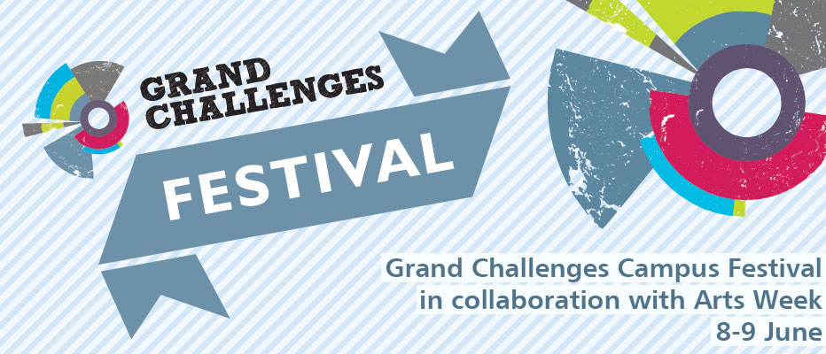 Find out more about our Grand Challenges Campus Festival