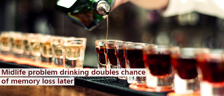 Find out more about how drinking can affect memory
