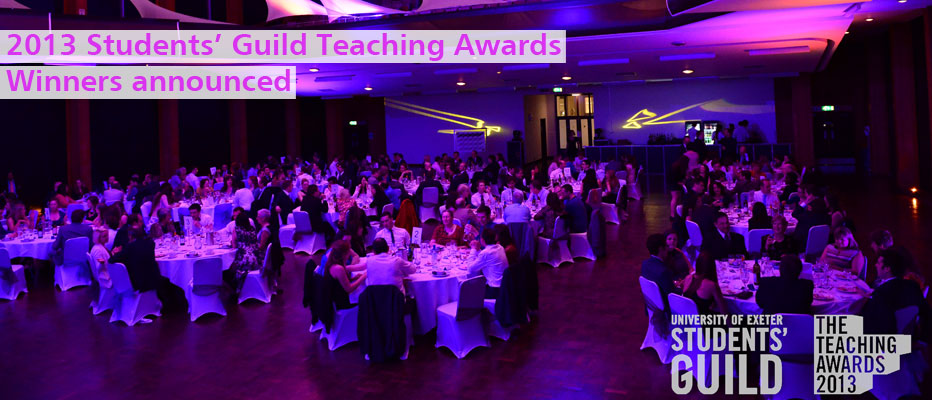 Find out more about our Teaching Award winners