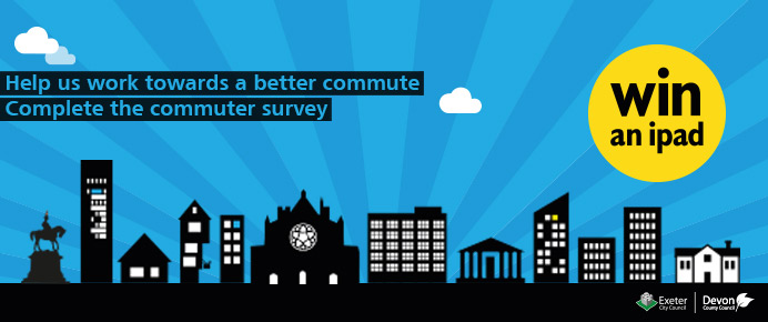 Complete the the commuter survey
