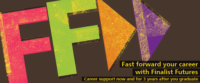 Fast Forward your career with Finalist Futures