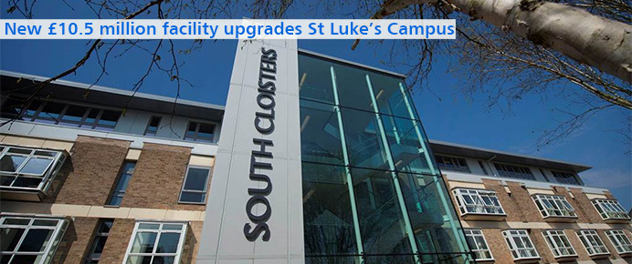 Find out more about the changes at St Lukes