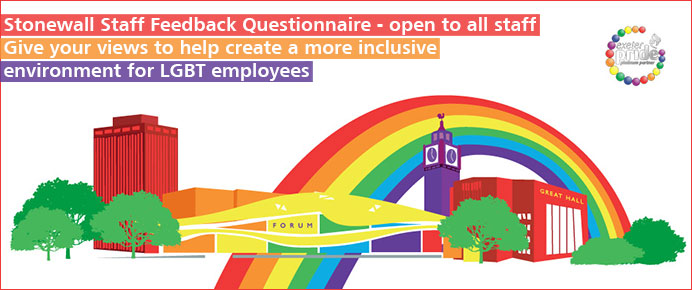 Give your views to help create a more inclusive working environment