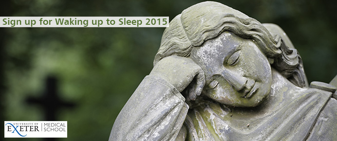 Sign up for Waking to Sleep