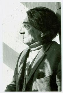 Ronald Duncan photograph