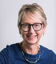 Professor Sally Howes OBE