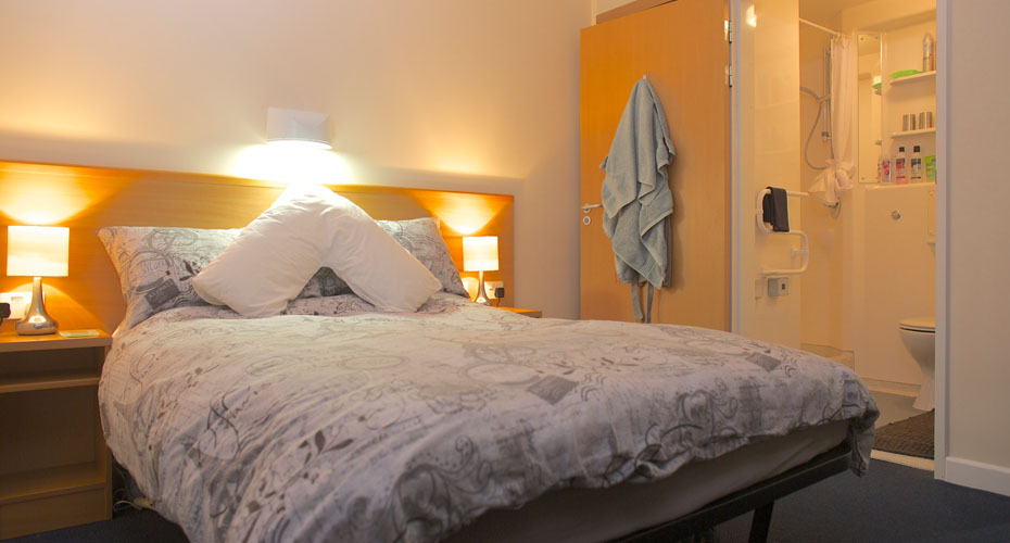 Glasney Student Village Rooms