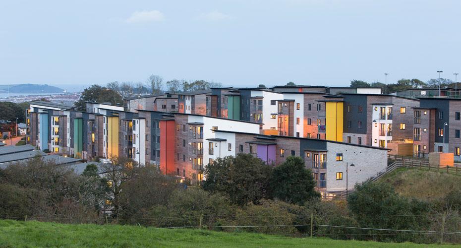 Residences Accommodation University Of Exeter