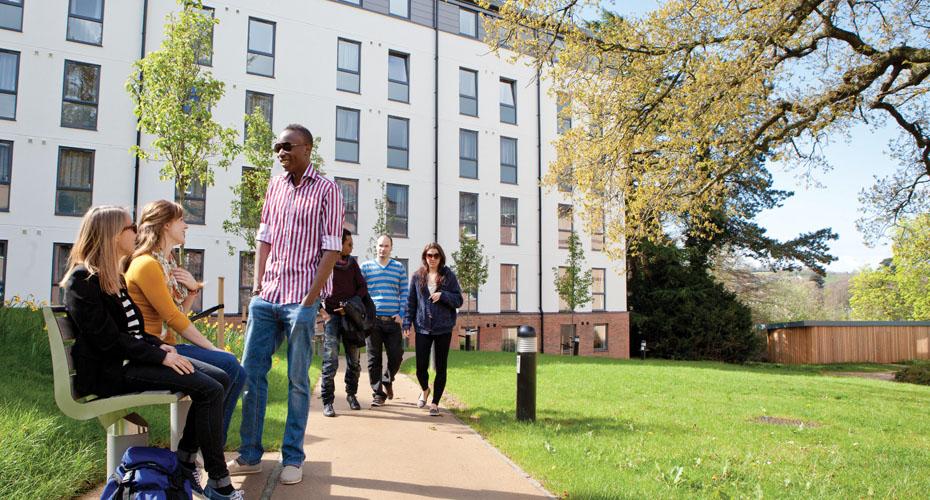 Lafrowda Accommodation University Of Exeter