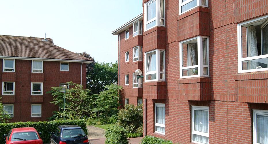 Rowe House Accommodation University Of Exeter