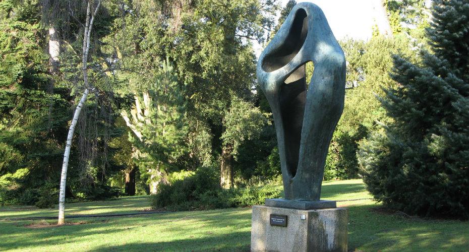 Garden Stone Sculpture
