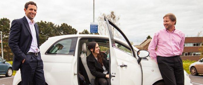 Exceter Car Loan