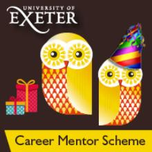 Career Mentor Scheme - Careers and Employability - University of Exeter