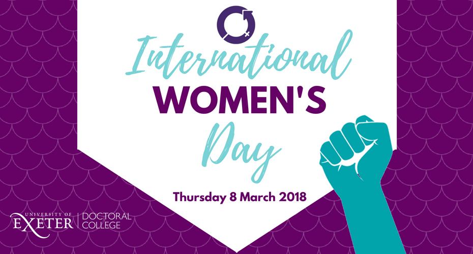 International Womens Day 2018 | Doctoral College ...