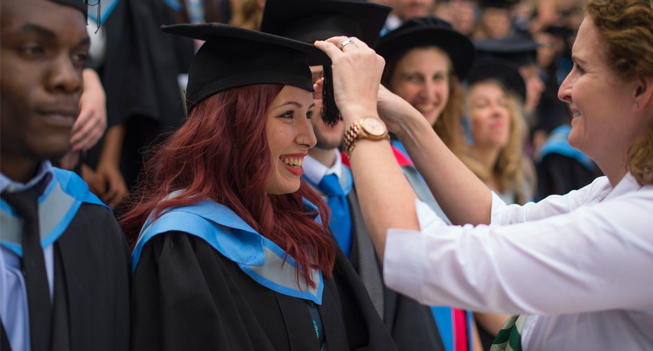 Graduation preparation | Graduation | University of Exeter
