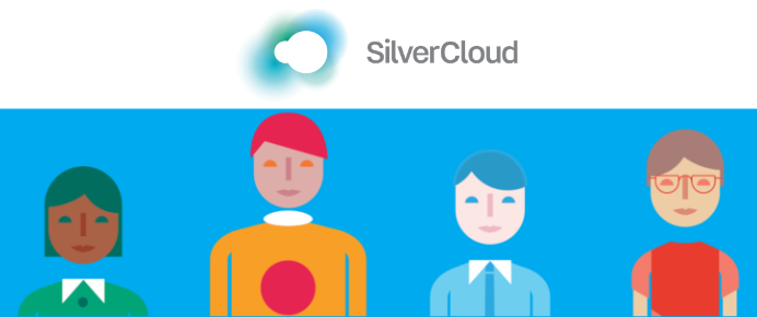Click here for SilverCloud, our online cognitive behavioural therapy (CBT)