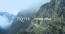 Exeter met office feature