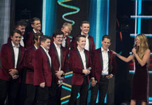 Featured news - University of Exeter a cappella groups take