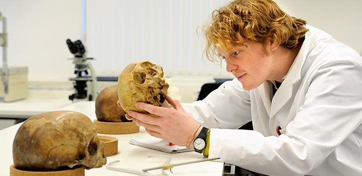 Msc Bioarchaeology Forensic Anthropology Postgraduate