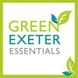 Green Exeter Essentials Logo