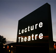 Peter Chalk Lecture theatre